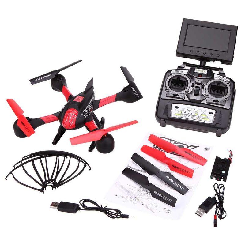 Sky Hawkeye Quadcopter Aerocrafte (Drone) with HD Camera
