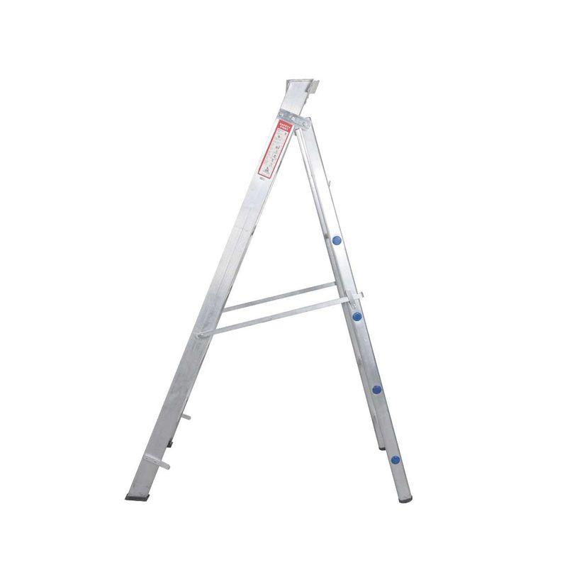 A type Ladder 6 steps, Aluminum - LAD123EVE