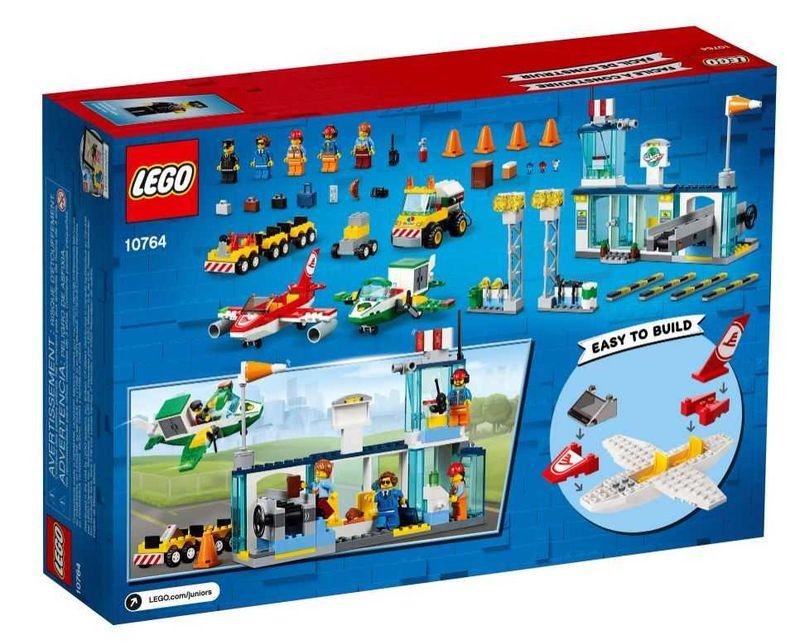 LEGO City Central Airport Set LE10764