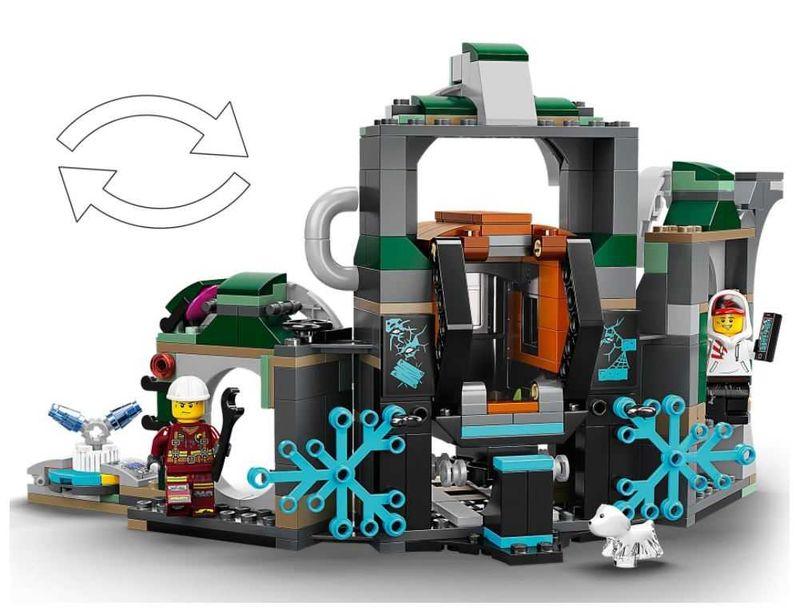 LEGO Hidden Side Newbury Subway LE70430